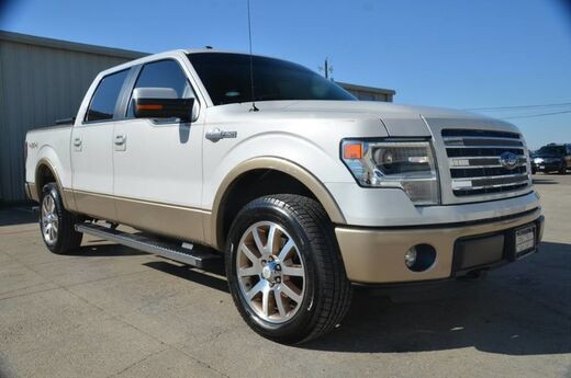2014 Ford F-150 King Ranch Wylie TX