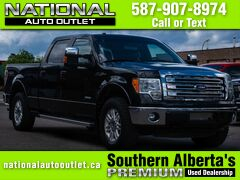 2014 Ford F-150 LARIAT - ONE OWNER, HEATED AND COOLED LEATHER