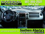 2014 Ford F-150 LARIAT - ONE OWNER, HEATED AND COOLED LEATHER Lethbridge AB