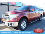 2014 Ford F-150 Lariat 4WD SuperCrew