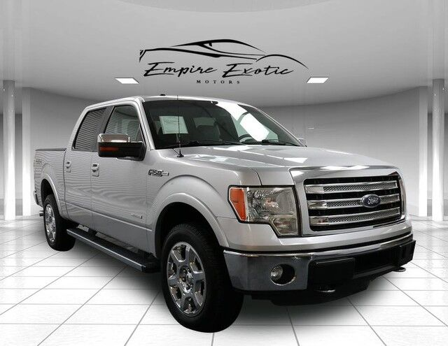 2014 Ford F-150 Lariat Addison TX