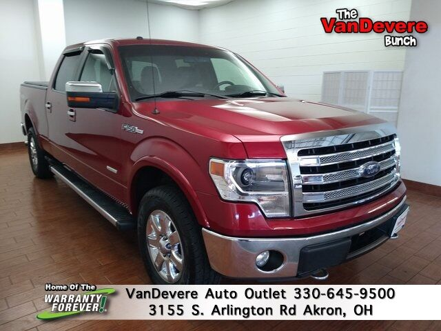 2014 Ford F-150 Lariat Akron OH