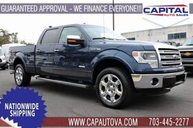 2014_Ford_F-150_Lariat_ Chantilly VA