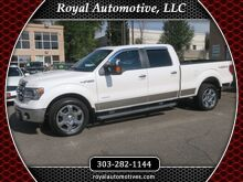 2014_Ford_F-150_Lariat_ Englewood CO