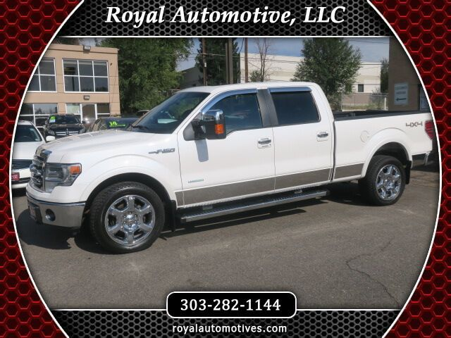 2014 Ford F-150 Lariat Englewood CO
