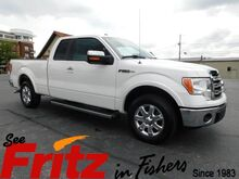 2014_Ford_F-150_Lariat_ Fishers IN