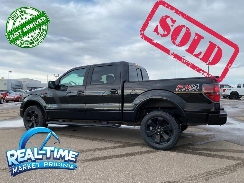 2014_Ford_F-150_Lariat_ High River AB