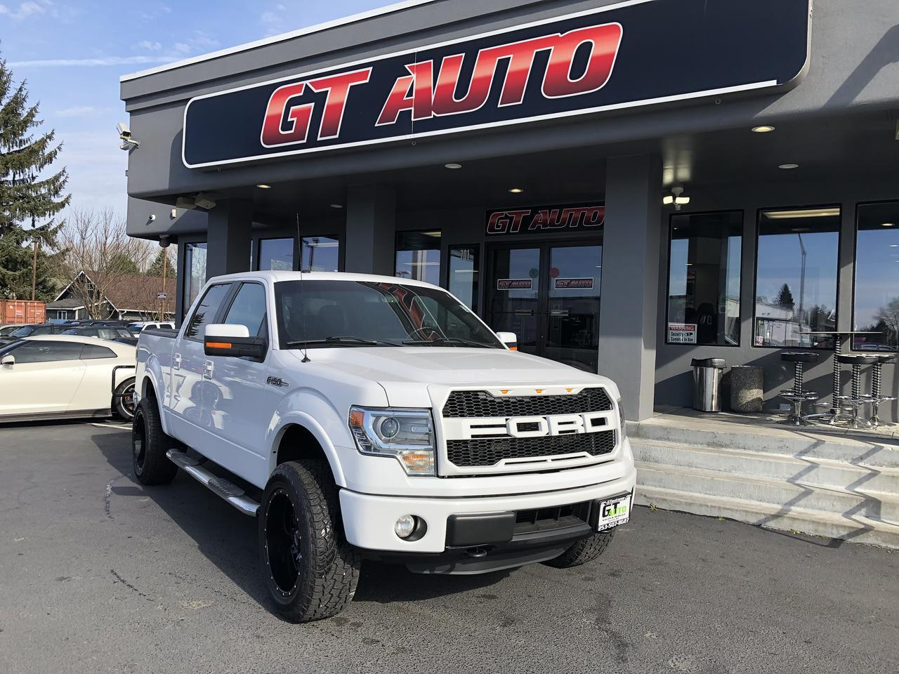 2014 Ford F-150 Lariat *Lifted* Puyallup WA