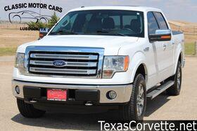2014_Ford_F-150_Lariat_ Lubbock TX