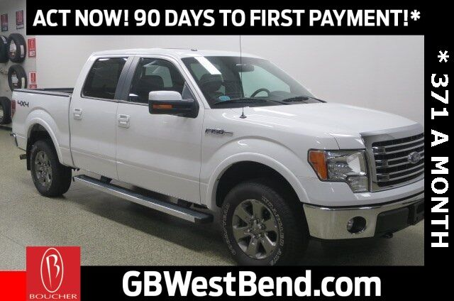 2014 Ford F-150 Lariat West Bend WI