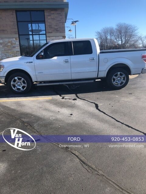 2014 Ford F-150 Lariat Plymouth WI