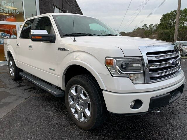 2014 Ford F-150 Lariat Raleigh NC
