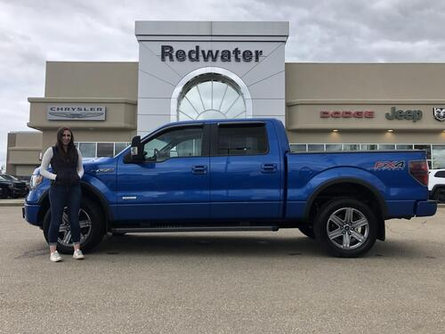 2014_Ford_F-150_Lariat_ Redwater AB