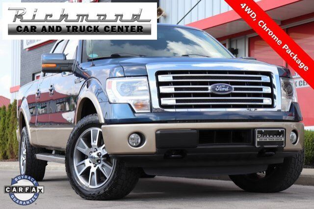 2014 Ford F-150 Lariat Richmond KY