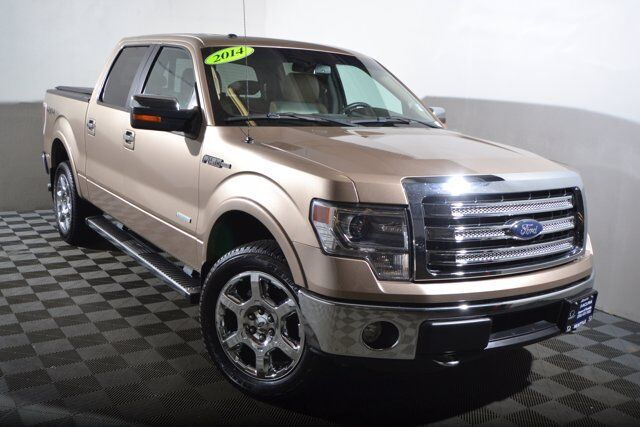 2014 Ford F-150 Lariat Seattle WA