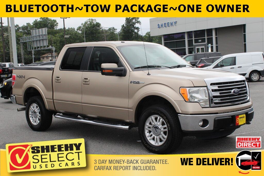 2014 Ford F-150 Lariat Suitland MD