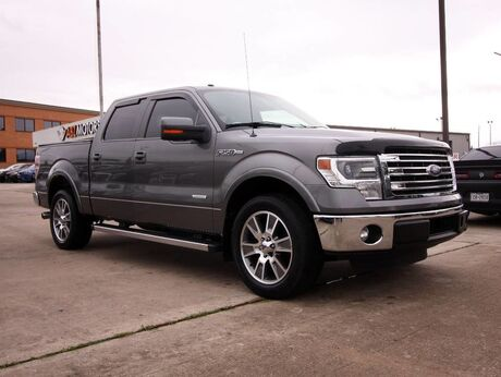 2014 Ford F-150 Lariat Sunroof,Ac/Heated Seats,Camera,Running Boards Houston TX