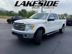 2014_Ford_F-150_Lariat SuperCab 6.5-ft. Bed 4WD_ Colorado Springs CO