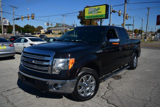 2014 Ford F-150 Lariat SuperCrew 5.5-ft. Bed 2WD Houston TX