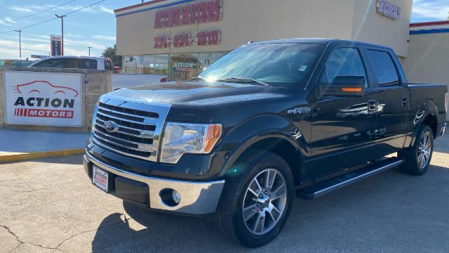 2014 Ford F-150 Lariat SuperCrew 5.5-ft. Bed 2WD Killeen TX