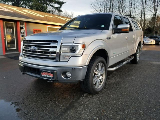 2014 Ford F-150 Lariat SuperCrew 5.5-ft. Bed 4WD Olympia WA