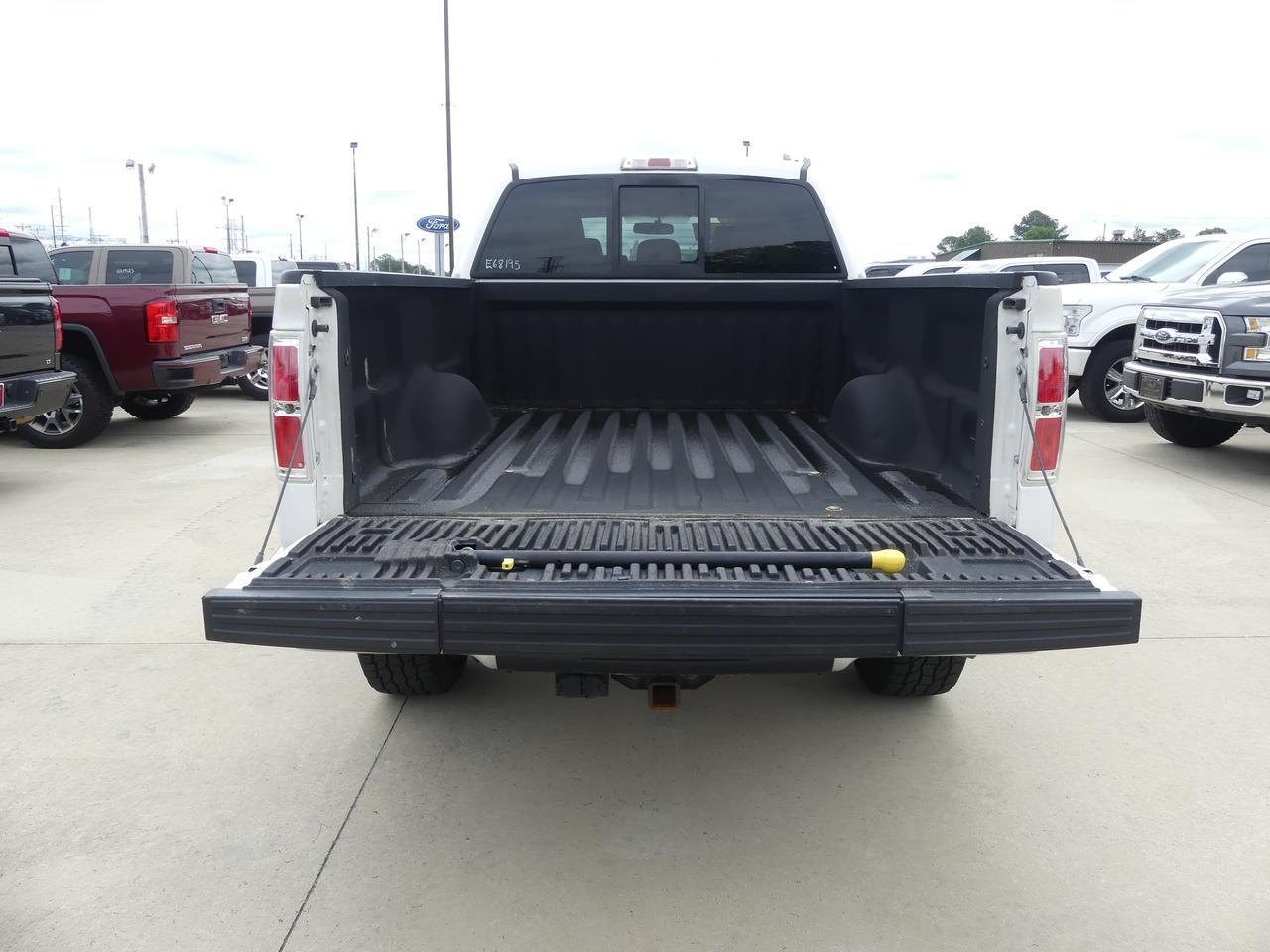 2014 Ford F-150 Lariat SuperCrew 6.5-ft. Bed 4WD Cullman AL