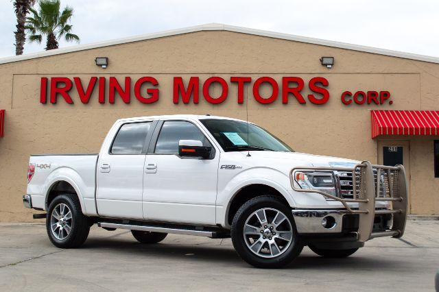 2014_Ford_F-150_Lariat SuperCrew 6.5-ft. Bed 4WD_ San Antonio TX