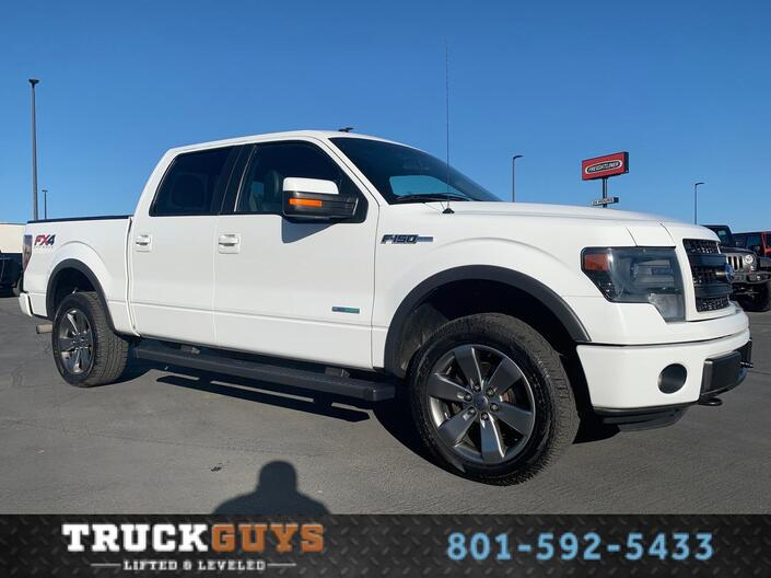 2014 Ford F-150 Lariat West Valley City UT