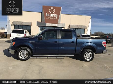 2014 Ford F-150 Lariat Wichita KS