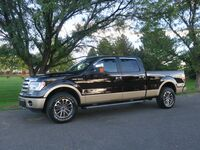 Ford F-150 Lariat w/NAVIGATION and SUNROOF 2014