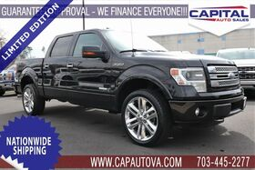 2014_Ford_F-150_Limited_ Chantilly VA