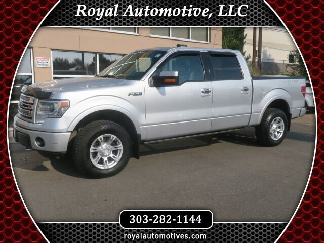 2014 Ford F-150 Limited Edition Englewood CO