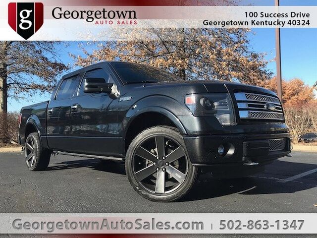 2014 Ford F-150 Limited Georgetown KY