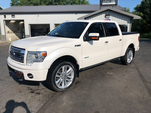 2014 Ford F-150 Limited Middlebury IN