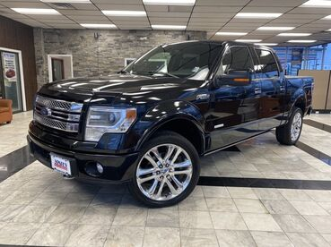 2014_Ford_F-150_Limited_ Worcester MA
