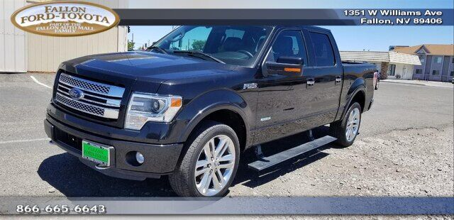 2014 Ford F-150 PICKUP Fallon NV