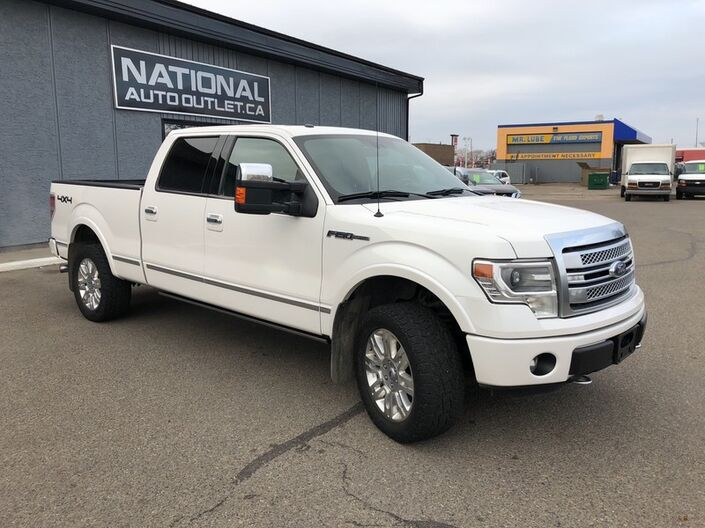 2014 Ford F-150 Platinum - 6.2 ENGINE, CLEAN CAR PROOF, NAV, POWER RUNNING BOARDS Lethbridge AB