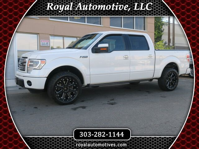 2014 Ford F-150 Platinum Englewood CO