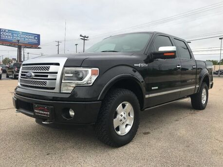 2014_Ford_F-150_Platinum_ Killeen TX