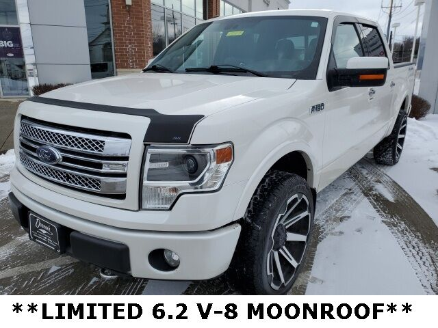 2014 Ford F-150 Platinum Mayfield Village OH