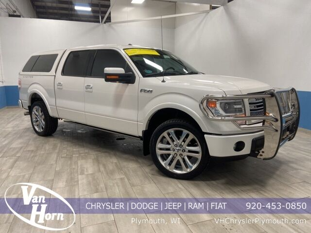 2014 Ford F-150 Platinum Plymouth WI