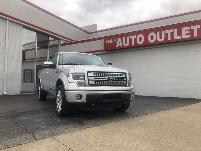 2014 Ford F-150 Platinum Lexington KY