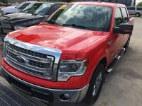 Ford F-150 Platinum SuperCrew 6.5-ft. Bed 2WD 2014