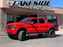 2014_Ford_F-150_ROUSH Package FX4_ Colorado Springs CO