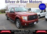 2014 Ford F-150 STX 4WD SuperCrew 145 Tallmadge OH