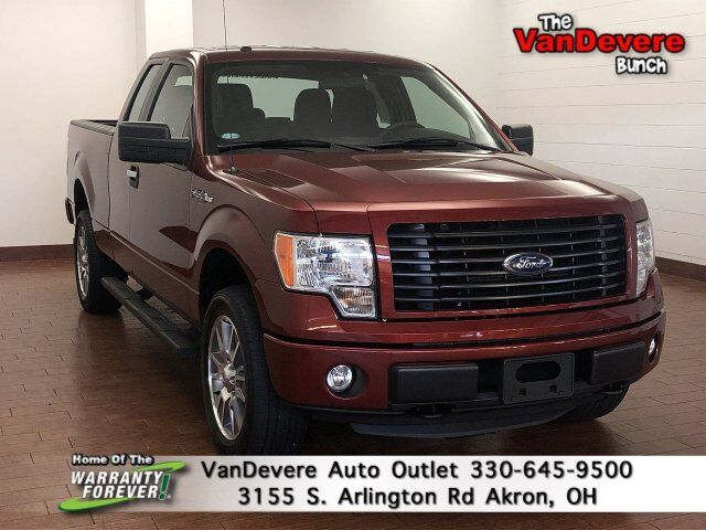 2014 Ford F-150 STX Akron OH
