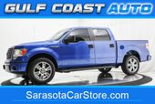 2014 Ford F-150 STX CREW CAB FL TRUCK EXTRA CLEAN WHEELS COLD AC