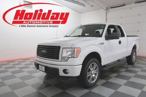 2014_Ford_F-150_STX Extended Cab 4x4_ Fond du Lac WI