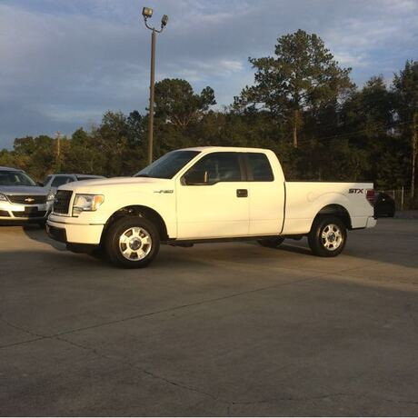 2014 Ford F-150 STX SuperCab 6.5-ft. Bed 2WD Hattiesburg MS