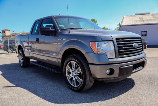 2014 Ford F-150 STX SuperCab 6.5-ft. Bed 2WD Houston TX